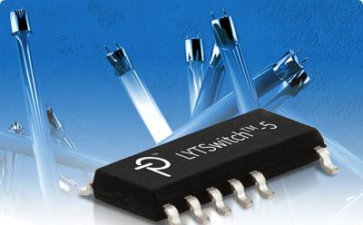 PI公司推出HiperPFS-4功率因数校正芯片